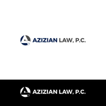 Azizian Law, P.C. Logo - Entry #36