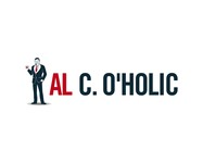 Al C. O'Holic Logo - Entry #87