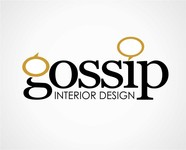 Gossip Interior Design Logo - Entry #89