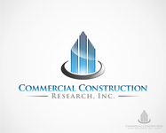 Commercial Construction Research, Inc. Logo - Entry #151