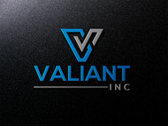 Valiant Inc. Logo - Entry #419