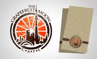 The Grapefruit Moon Logo - Entry #41