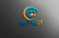 Ruffin'It Logo - Entry #150
