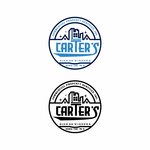 Carter's Commercial Property Services, Inc. Logo - Entry #217