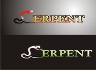 """Serpent"" Design for Retail Packaged Product Logo - Entry #63"