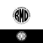 Rebecca Munster Designs (RMD) Logo - Entry #36