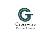 Crosswise Custom Homes Logo - Entry #3