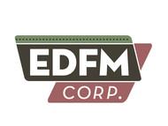 EDFM Corporation - General Contractors Logo - Entry #13