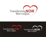Your MISSION : Transforming Marriages NOW Logo - Entry #17