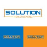 Solution Trailer Leasing Logo - Entry #384
