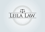 Leila Law Logo - Entry #99