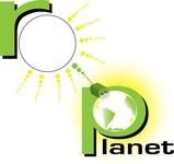 R Planet Logo design - Entry #13