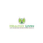 Healthy Livin Logo - Entry #487