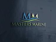 Masters Marine Logo - Entry #258