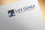 Life Goals Financial Logo - Entry #152