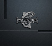 Two Brothers Roadhouse Logo - Entry #19