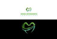 Wired Orthodontic Laboratory Logo - Entry #37