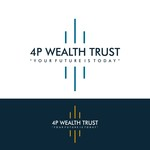 4P Wealth Trust Logo - Entry #273
