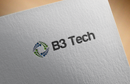 B3 Tech Logo - Entry #77