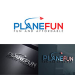 PlaneFun Logo - Entry #152