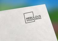 Nebulous Woodworking Logo - Entry #173