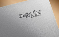Drifter Chic Boutique Logo - Entry #94