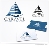 Caravel Construction Group Logo - Entry #121