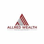 ALLRED WEALTH MANAGEMENT Logo - Entry #887
