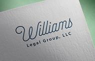 williams legal group, llc Logo - Entry #14