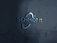 Schmidt IT Solutions Logo - Entry #6