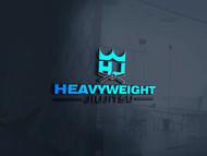 Heavyweight Jiujitsu Logo - Entry #71