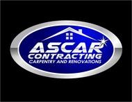 ASCAR Contracting Logo - Entry #82