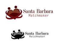 Santa Barbara Matchmaking Logo - Entry #4
