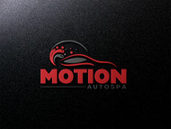 Motion AutoSpa Logo - Entry #78
