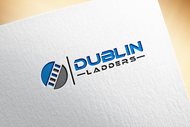 Dublin Ladders Logo - Entry #175