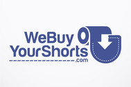 We Buy Your Shorts Logo - Entry #9