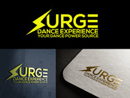SURGE dance experience Logo - Entry #78
