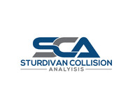 Sturdivan Collision Analyisis.  SCA Logo - Entry #126