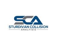 Sturdivan Collision Analyisis.  SCA Logo - Entry #126