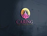 CARING FOR CATASTROPHES Logo - Entry #22