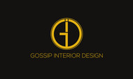 Gossip Interior Design Logo - Entry #59