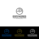Empowered Financial Strategies Logo - Entry #333