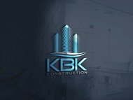 KBK constructions Logo - Entry #43