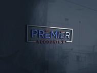 Premier Accounting Logo - Entry #59