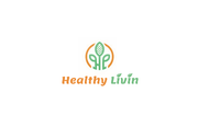 Healthy Livin Logo - Entry #544