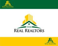 The Real Realtors Logo - Entry #144