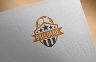 Ball Game Logo - Entry #56