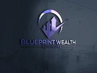 Blueprint Wealth Advisors Logo - Entry #471