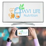 Davi Life Nutrition Logo - Entry #859
