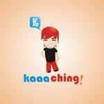 KaaaChing! Logo - Entry #100